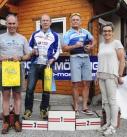 Siegerehrung Wienerwald Cup 2017.